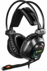 Zwarte Sandberg Savage Headset USB 7.1