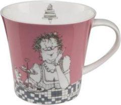 Barbara Freundlieb Goebel Quality: Zwei Diäten Coffee/Tea Mug