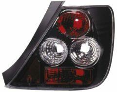 Universeel Set Achterlichten Honda Civic HB 3-deurs 2001-2005 - JDM Zwart