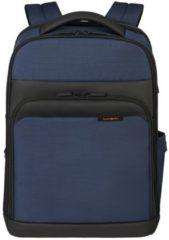 "Blauwe ""Samsonite Laptoprugzak - Mysight Lpt. Backpack 14.1"""" Blue"""