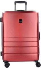 Ready 2.0 4-Rollen Trolley mit Doppelrollen 75 cm Titan red