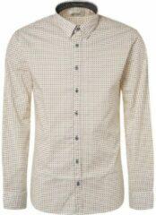 Witte No Excess Overhemd Printed (maat XXXL)