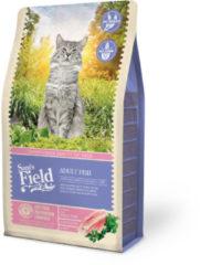 Sam's Field Cat Adult Vis - Kattenvoer - 2.5 kg - Kattenvoer