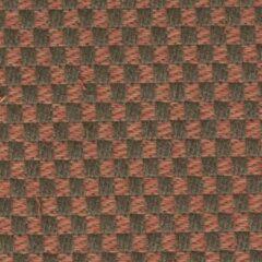 Agora senda Teja 1037 oranje, bruin stof per meter buitenstof, tuinkussens,palletkussens