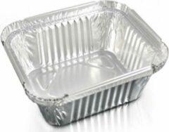 Zilveren Royal ware by Farla Aluminium wegwerp bakjes 450ml 30stuks