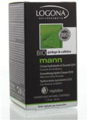 Logona Mann verzorgende hydrocreme Q10 50 Milliliter