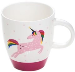 Witte Cosy&Trendy Cosy & Trendy Unicorn Mok - 24 Cl - Set-6