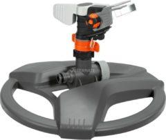 Gardena 8135-20 Premium-Impuls-, Kreis- und Sektorenregner, mit Schlitten Gardena grau