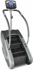 Grijze Evo Cardio Evocardio Stair Mill STM2000 Professionele Stairclimber - Uitstekende Garantievoorwaarden - Traploop Cardio Apparaat - Fitness / CrossFit / HIIT Machine - Professioneel Fitnessapparaat voor Thuis of Commercieel Gebruik