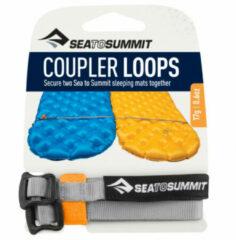 Grijze Sea to Summit - Mat Coupler Kit Loops - Isomat grijs