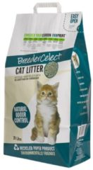 Breedercelect Kattenbakvulling 100 Procent Recycled - Kattenbakvulling - 20 l
