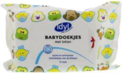 Idyl Babydoekjes voordeelbox 4 x 72 stuks 4x72 Stuks