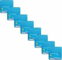 Blauwe Comfortpool - Voordeelpakket - Zwembad tegels - 40 tegels - 60 x 60 cm - 14,4m²
