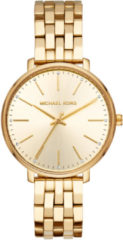 Michael Kors MK3898 Horloge Pyper goudkleurig