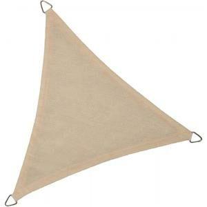 Schaduwdoek Bol Com.Express Schaduwdoek Driehoek 5 Meter Gebroken Wit Voor 49 95