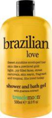 Treaclemoon Bad en Douchegel Brazilian Love - 3x 500 ml - Voordeelverpakking
