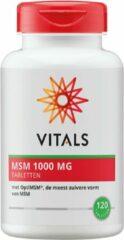 Vitals MSM 1000 mg 120 tabletten