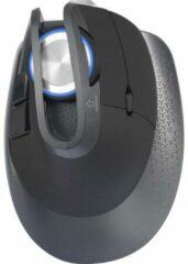 Renkforce M618X WiFi-muis Radiografisch, Bluetooth Laser Muisknoppen, USB-aansluiting, Verlicht Zwart