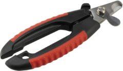 Ferplast Nageltang Medium - Hondennagelschaar - 16x5.3x1.5 cm Rood Zwart