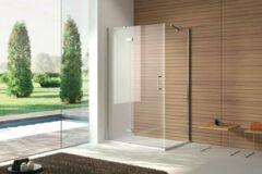 Lambini Designs Quadra douchecabine rechthoek 140x90cm