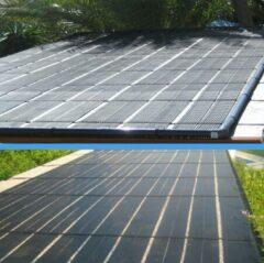 Solar4pool 8m2 solar 1.66m x 4.81m zwembadverwarming