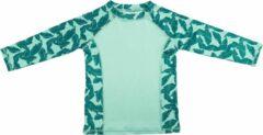 Ducksday - UV-werend Zwemshirt lange mouw voor kinderen - unisex - Epic - 146/152