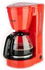 Rode Koffiezetapparaat Korona 10117 Rood Capaciteit koppen=12 Warmhoudfunctie