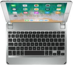 Zilveren Brydge draadloos toetsenbord iPad Pro 10,5-inch (v2) - Silver