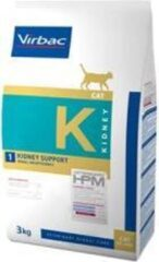 Virbac HPM Veterinary Diet Cat - Kidney - 1.5 kg