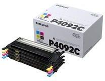 Samsung Toner multipack CLT-P4092C CLT-P4092C/ELS Origineel Zwart, Cyaan, Magenta, Geel 1500 bladzijden