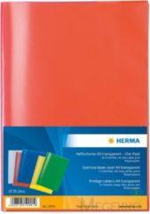 Rode HERMA 19991 10stuk(s) Blauw, Groen, Grijs, Rood, Geel tijdschrift- & boekomslag