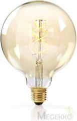 Nedis LEDBTFE27G125 Dimbare Vintage Led-gloeilamp E27 G125 5 W 260 Lm
