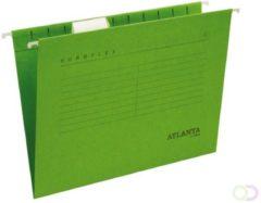 Atlanta Hangmap Euroflex A6527-425 A4 V-bodem groen