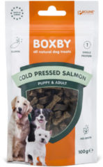 Proline Boxby Grain Free 100 g - Hondensnacks - Zalm Hypo-Allergeen