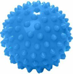 #DoYourFitness - Massagebal - »Nica« - Lacrosse Bal / Fasciaball voor effectieve zelfmassage van triggerpoints - diameter 8cm - lichtblauw