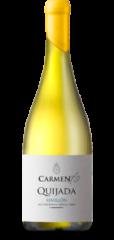 Carmen Quijada DO Sémillon, 2017, Colchagua, Chili, Witte wijn