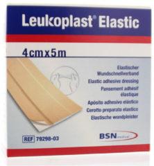 Beige Leukoplast Elastic wondpleister 5m x 4cm 7929803