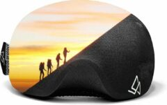 Oranje Goggle Protect Skibril | skihelm | ski | snowboard | bescherming | cover | hoes | cadeau | goggle | bril | wintersport | beschermhoes