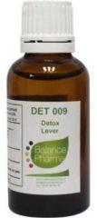 Balance Pharma DET009 Lever Detox 30 Milliliter