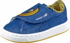 PUMA Sneaker »Minions Basket Statement DEN«