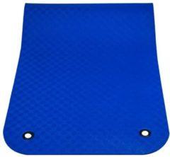 Merkloos / Sans marque Reha Fit Fitnessmat XL Blauw 180x100 cm