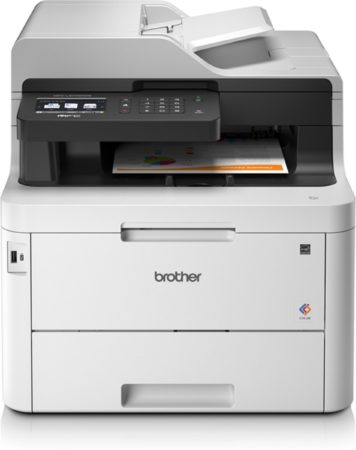 Afbeelding van Brother MFC-L3770CDW multifunctional LED 24 ppm 2400 x 600 DPI A4 Wi-Fi