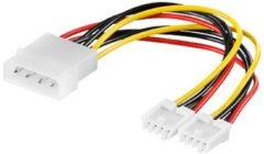"""Deltaco B.V DELTACO DEL-115A, Y-kabel intern voor 2p 3.5 """""""