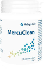 Metagenics Mercuclean BCAA 60 Capsules