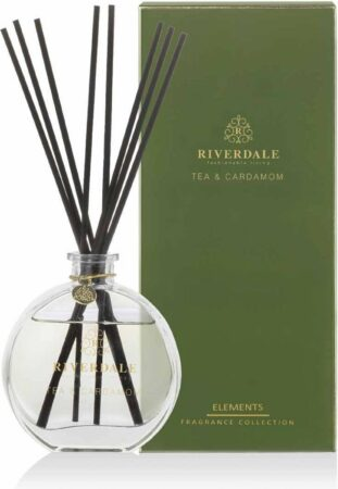 Afbeelding van Groene Riverdale NL Boutique Geurstokjes Tea & Cardamom - 90ml