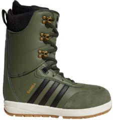 Adidas Snowboarding Samba ADV - Snowboard Boots für Herren - Grün