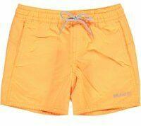 Brunotti! Jongens Zwembroek - Maat 140 - Oranje - Polyester