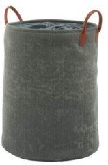 Aquanova wasmand York (76 liter) Grijsgroen