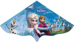 Blauwe Günther Flugspiele Eenlijns Vlieger Disney Frozen Elsa Spanwijdte 1150 mm Geschikt voor windsterkte 3 - 5 bft