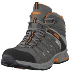 Wanderschuhe Schuhe Snap Junior Mid GTX 2073 mit Gore-Tex-Technologie Meindl Anthrazit/Orange